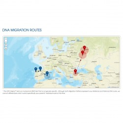 Gps Origins Algorithm Upload Your Raw Dna Data Homedna