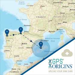 GPS Origins Ancestry Test | Upload Your Raw Data