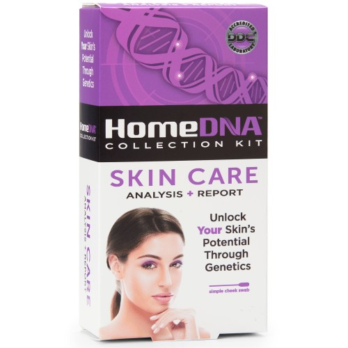 Home Skin Care: At-Home DNA Testing For Skin Care