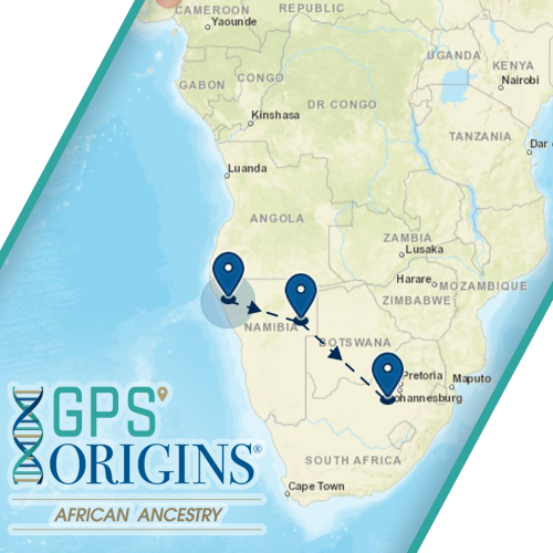 Gps Origins Ancestry Test African Edition Homedna