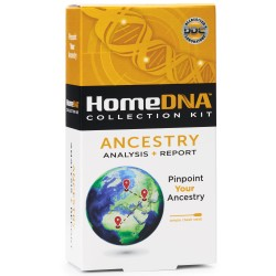 HomeDNA Advanced Test for Ancestry