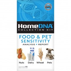 HomeDNA Food and Pet Sensitivity