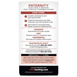 A exclude paternity does mean on test what Understanding (and