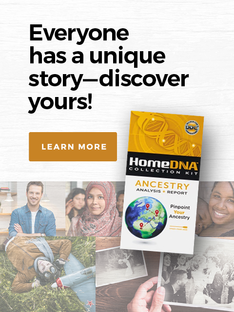 Easy At Home Dna Testing And Genetic Testing Homedna